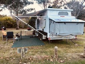Jayco expanda Otway caravan hire